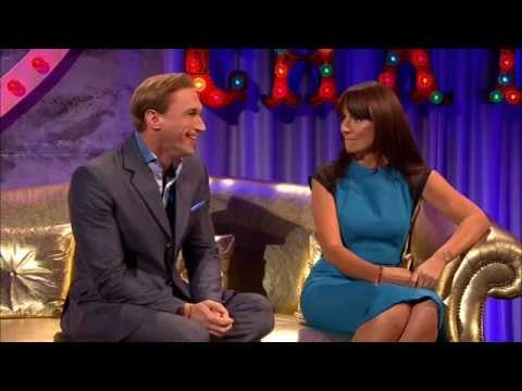 Davina McCall & Dr Christian Jessen - Alan Carr - 10/10/2014