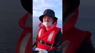 Yoongi Fishing Vlog RUS SUB