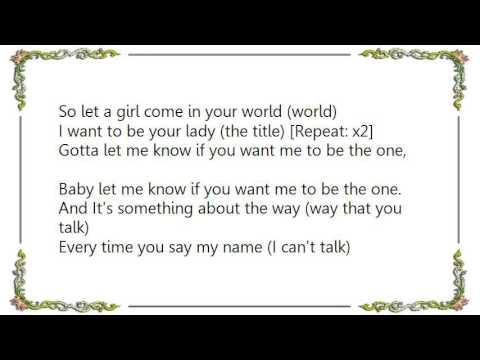 Ciara - The Title Lyrics