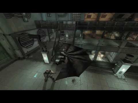 Batman Arkham Asylum Trailer  [VOCES en ESPAÑOL]