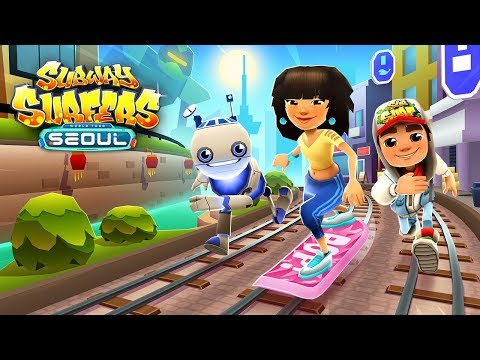 subway surfers game how to play