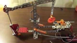 Erector Set Oil Drill Model