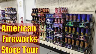 American Fireworks Company Store Tour!