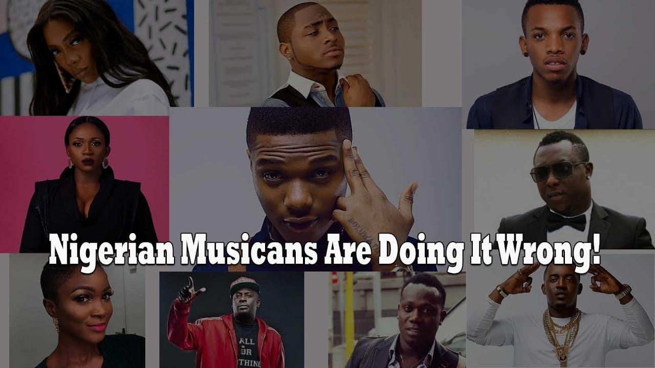 7 WAYS TO MAKE IT IN NIGERIA MUSIC INDUSTRY