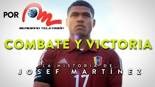 Josef Martinez - Combate y Victoria - Trailer Documental para Meridiano TV