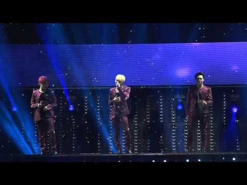 JYJ 100% Breathtaking Live Performance - In Heaven