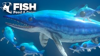 ICHTHYOSAURUS PUPPERS ARE SO CUTE!!! - Feed And Grow | Ep15