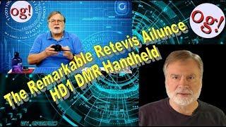 Ailunce HD1 Firmware Upgrade, Address book, Codeplug
