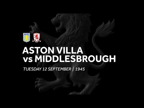 Aston Villa 0-0 Middlesbrough | Extended highlights