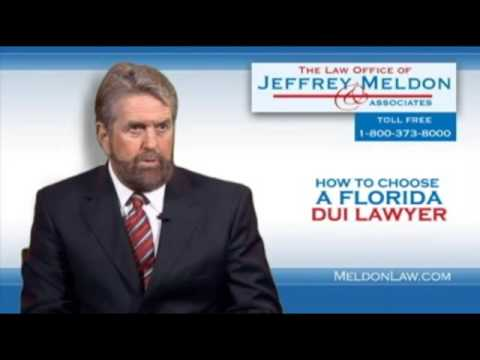 How to choose a Gainesville, FL DUI lawyer.