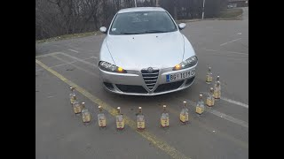 Auto test Alfa Romeo 147 1.6 TS