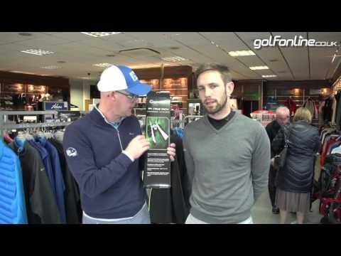 Mark Crossfield & Coach lockey choose their favourite Putting Training Aids