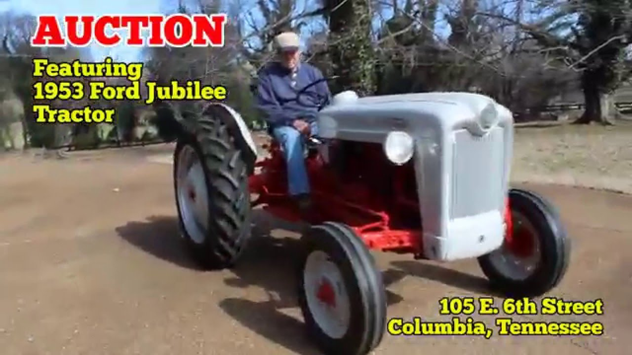 hight resolution of ford jubilee tractor information
