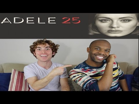 ADELE - 25 - FULL Album Leaked!! (Review/Reaction!)