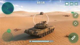 War Machines: Tank Battle - Army & Military Games (Android Gameplay screenshot 1