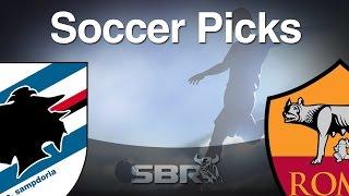 Sampdoria vs Roma (0-0) 25.10.14   Serie A Football Match Preview