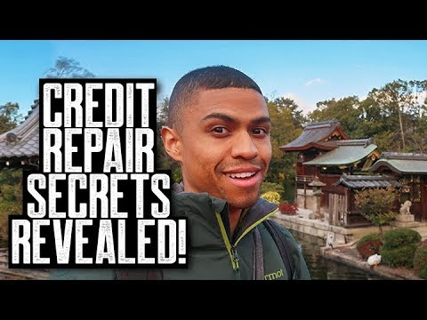 Credit Repair Secrets 2018 Remove Collections Charge Off And