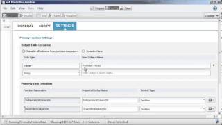 إنشاء مخصص R المكون: SAP التحليل التنبؤي 1.0.11