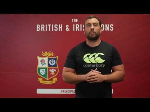 First Look at British & Irish Lions 17 - Replica