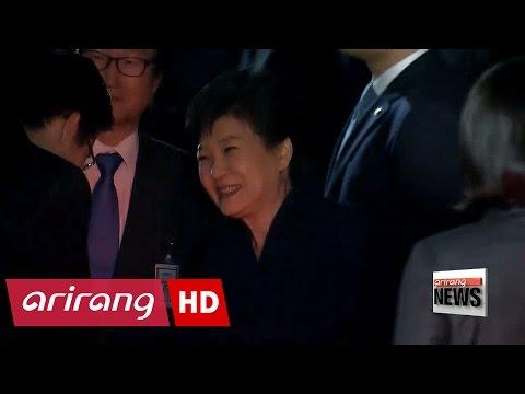 Prosecutors to interrogate former president Park Geun-hye