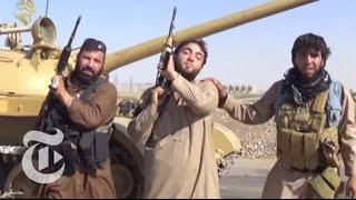 U.S. Military Strategy Against ISIS | Times Minute | The New York Times