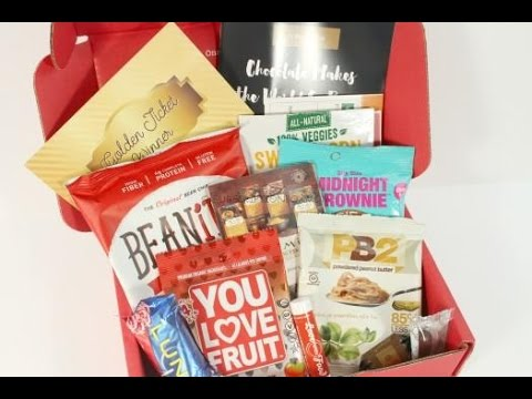 Love with Food December 2015 Tasting Box Review/Tasting + Coupon Codes @LovewithFood