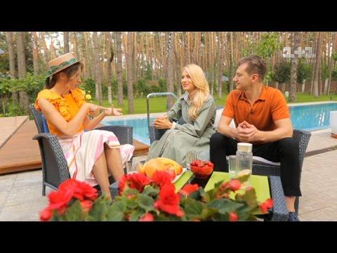 150 сосен на ділянці та власний басейн: в гостях у Юрія Нікітіна та Ольги Горбачової
