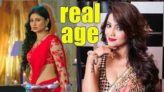 Real Age of Naagin 2 Actors