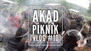 YEŞ - Akad Piknik Riva Paşamandıra Köyü | VLOG #10