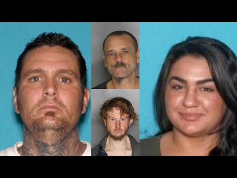 Have you seen these fugitives? Sacramento's most wanted for the week of March 15