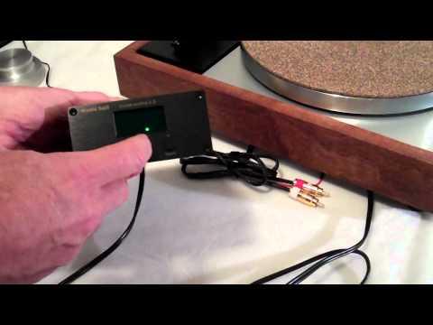 Thorens VN-150 Set-up Part Three