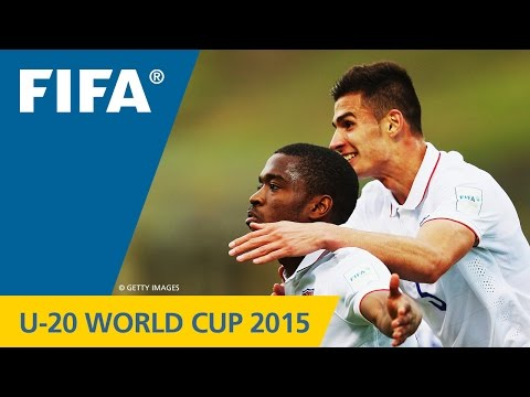 USA v. Myanmar - Match Highlights FIFA U-20 World Cup New Zealand 2015