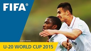USA v. Myanmar - Match Highlights FIFA U-20 World Cup New Zealand 2015