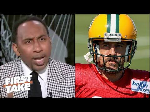 Stephen A. asks: What have the Green Bay Packers done to Aaron Rodgers?   First Take