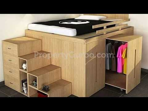 Great Space Saving Ideas For Your Home Kitchen – Creative Space Utilization Ideas
