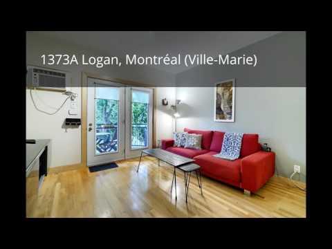 1373A Logan, Montreal (Ville-Marie)