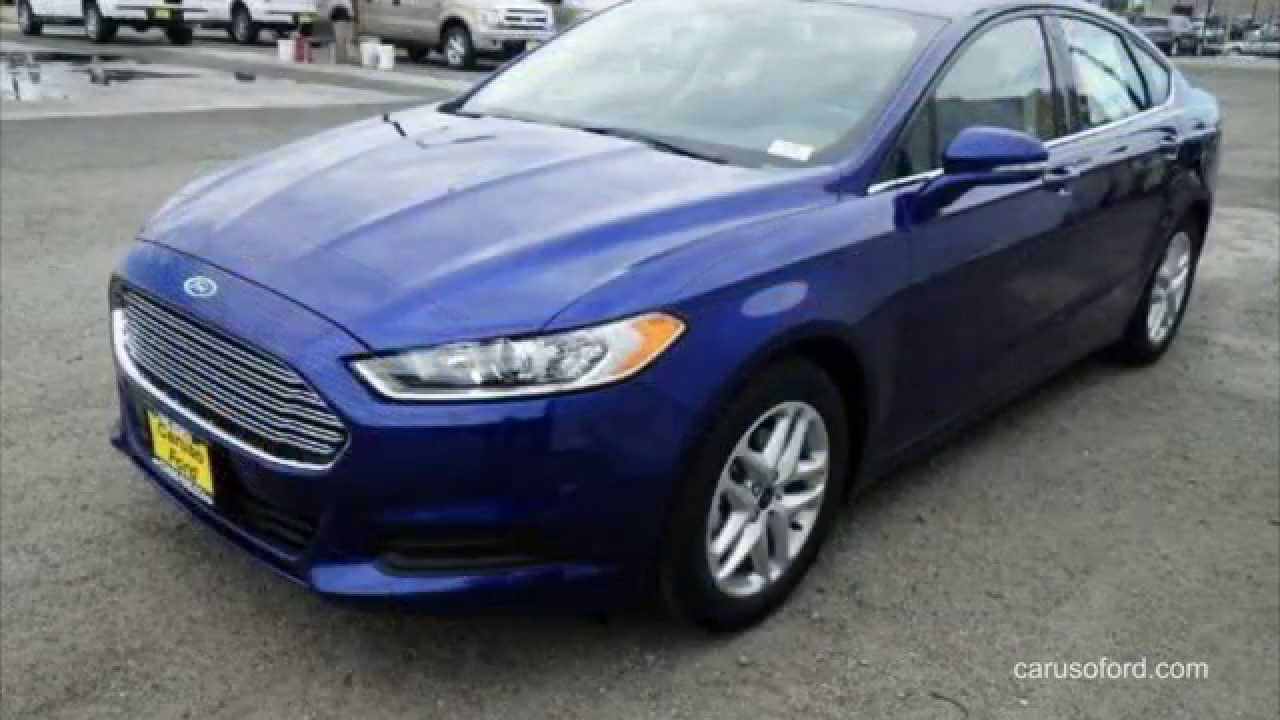 Caruso Ford Long Beach >> 2014 Ford Fusion Long Beach Ca Caruso Ford