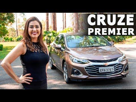 Chevrolet Cruze 2020 Premier Traz Wi-Fi E Novo Visual