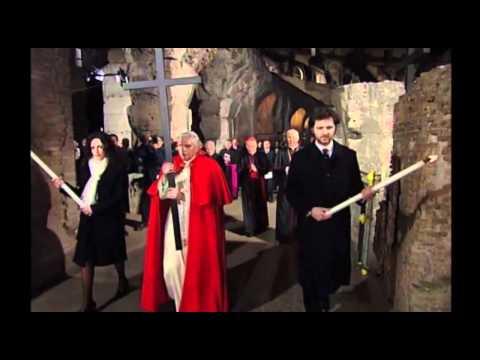 Thứ Sáu Tuần Thánh tại Vatican và Jerusalem