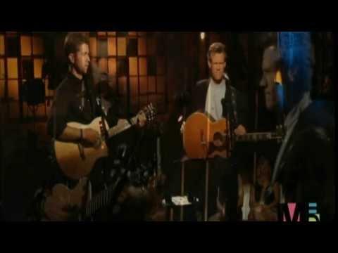 Randy Travis & Josh Turner - On The Other Hand (HQ)