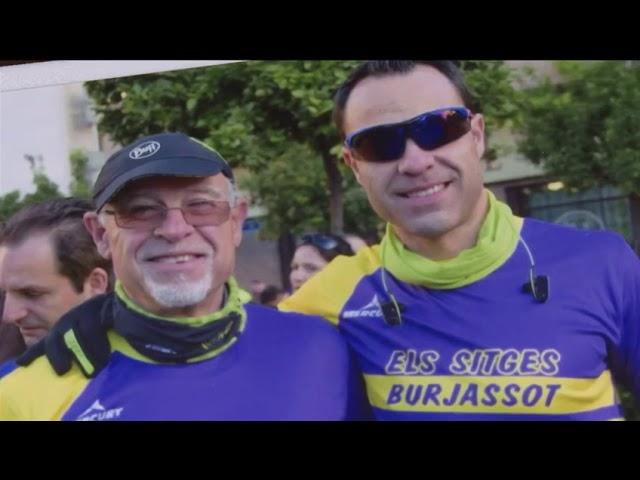 El Clan de Los Pastor en el Club D'Atletisme Els Sitges