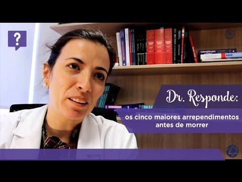 Dr. Responde: os cinco maiores arrependimentos antes de morrer
