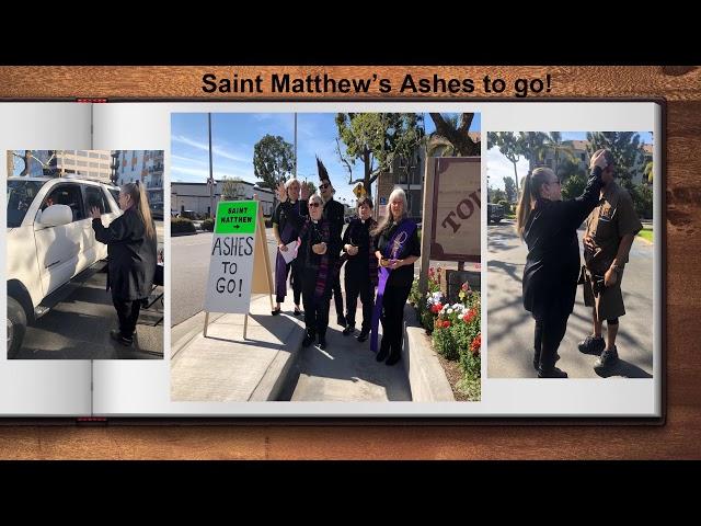 Saint Matthew Ecumenical Catholic Church Slideshow 2020