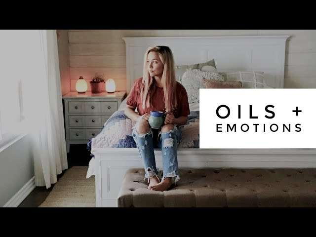 Essential Oils and Emotions Ashley Stock