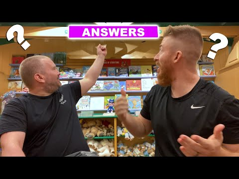Q&A TOY HUNT  HOW TO DECIDE WHAT TO BUY