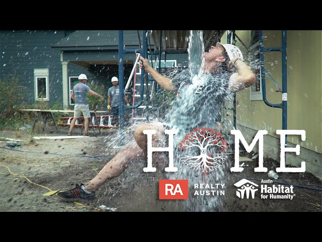 Realty Austin 'Gonna Make You Sweat' 8th Annual Habitat for Humanity Build