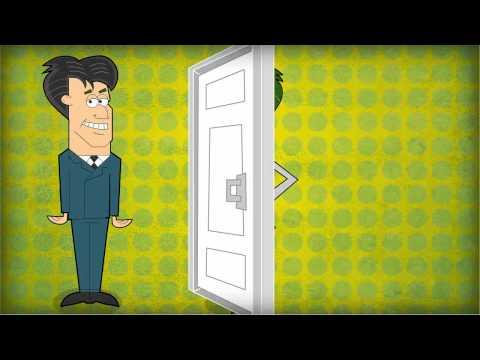 Obvious Ads. THE DOOR.