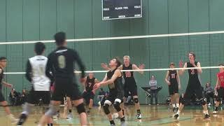 Henry 2018 Volleyball highlights