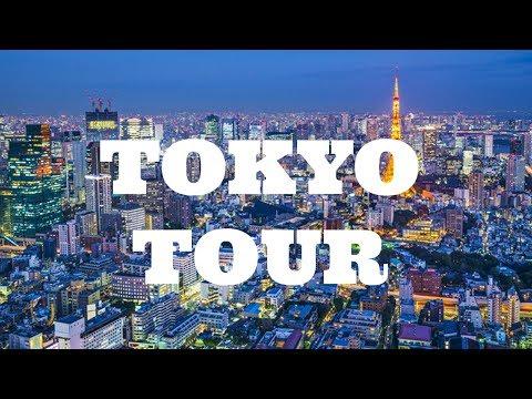 THE TOKYO TOUR | TOKYO TRAVEL VLOGS