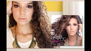 Maquiagem inspirada na ANAHÍ